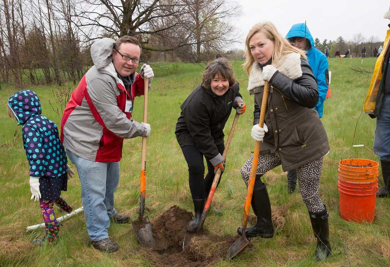 Native Tree Planting Contest